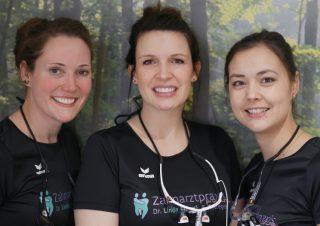Zahnarztinnen von Praxis Dr. Linda Franck